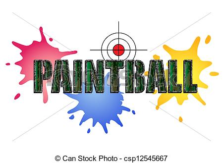 Paintball Clipart and Stock Illustrations. 1,900 Paintball vector.