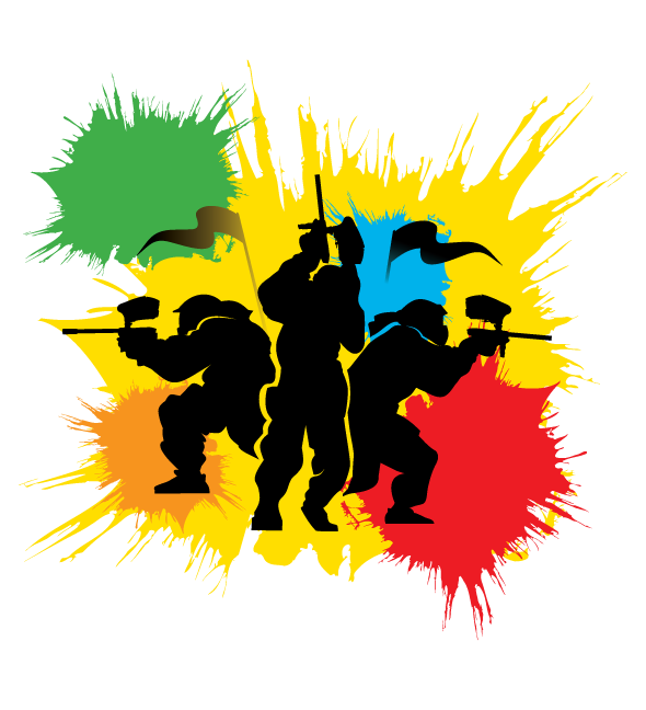 Paintball Clip Art Free.
