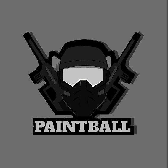 Paintball logo.
