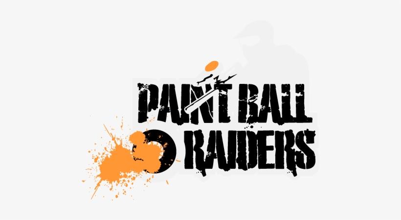 Paintball Raiders Gloucester Paintballing Main Logo.
