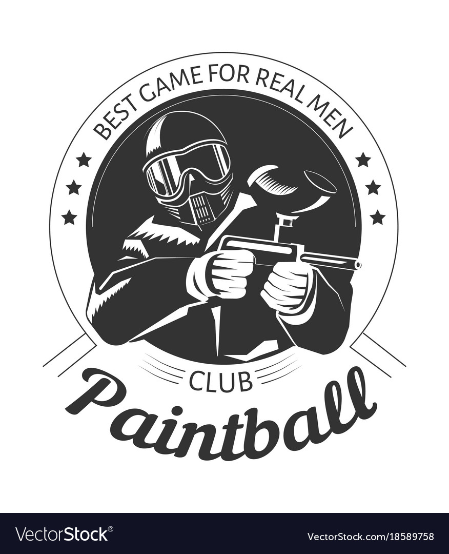 Paintball sport club with best game for real men.
