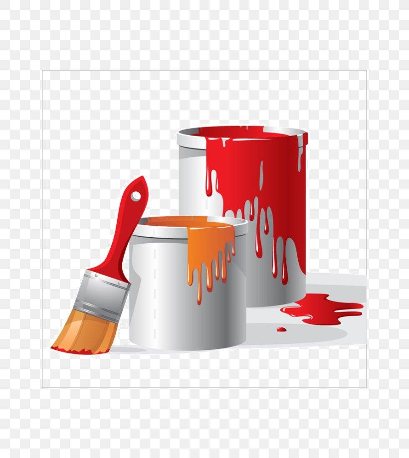 Bucket Paint Brush Clip Art, PNG, 650x919px, Bucket, Art.