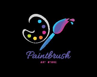 Paintbrush Designed by dalia.