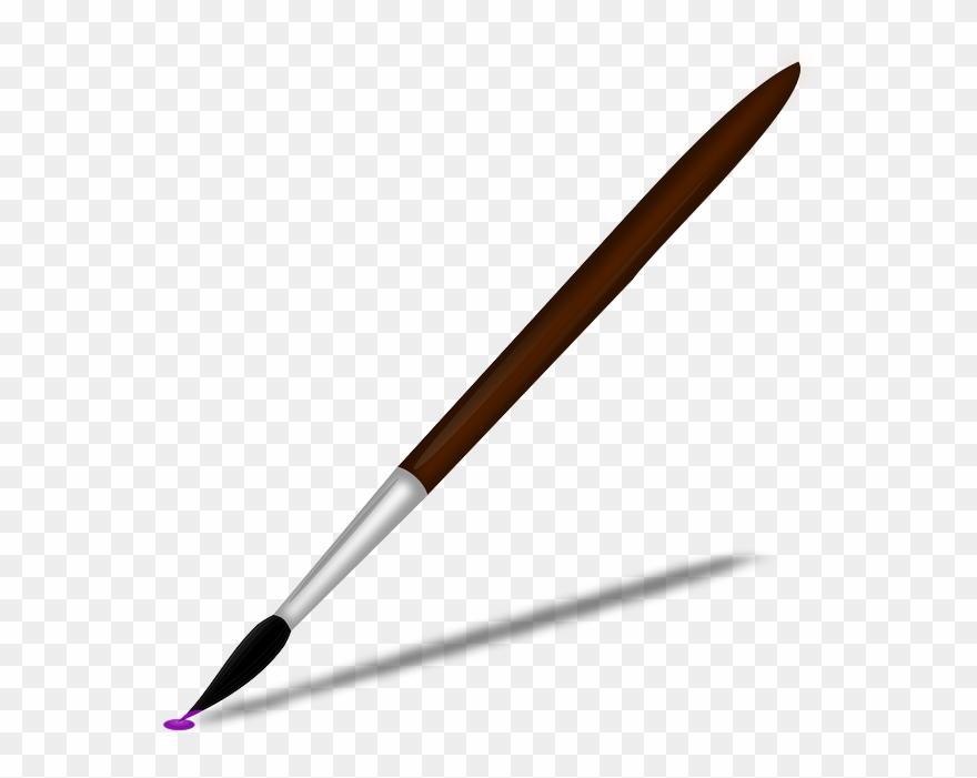 Paintbrush Paint Brush Clip Art The Cliparts.