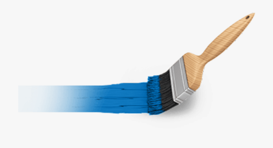 Paintbrush Painting Png.