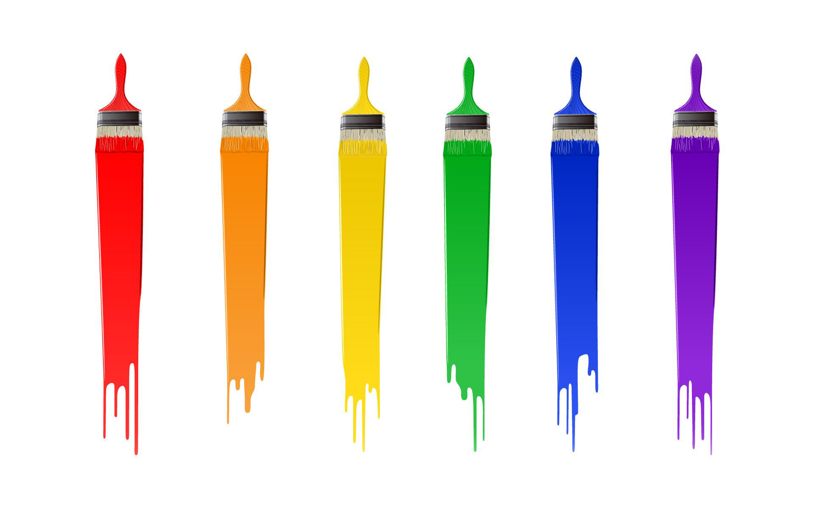 Paint Brush Clipart.