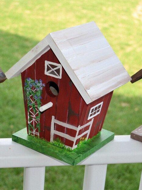 1000+ ideas about Bird House Crafts on Pinterest.