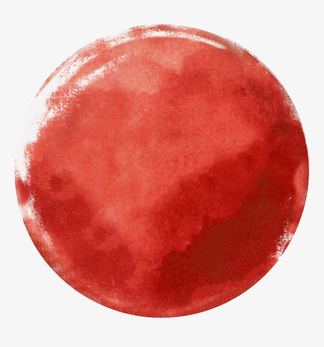 Circle, Watercolor, Round, Painting PNG Transparent Image.