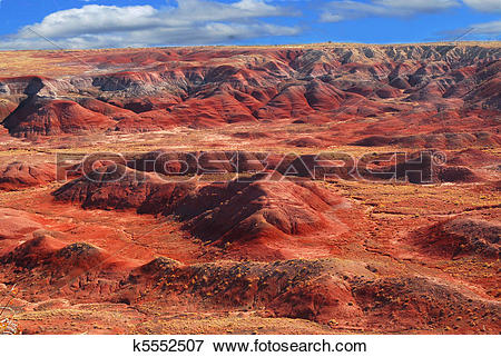 Picture of Painted Desert National Park k5552507.