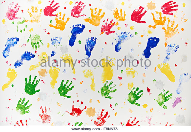 Foot Print Paint Stock Photos & Foot Print Paint Stock Images.