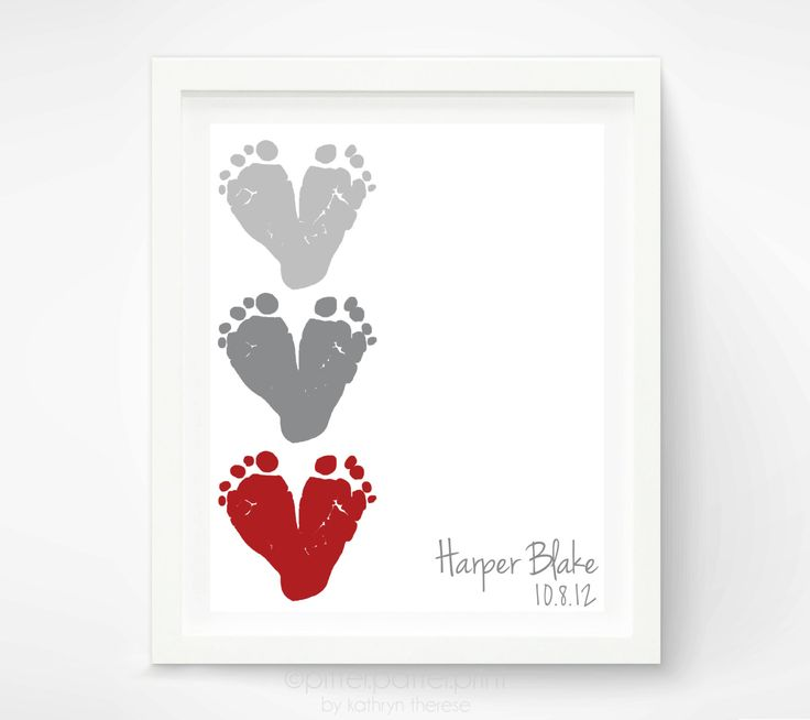 25+ best ideas about Baby Footprints on Pinterest.