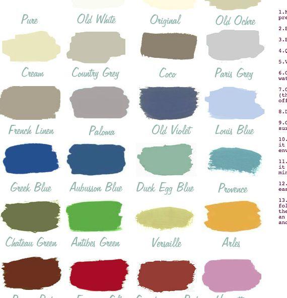 1000+ images about Chalk Paint on Pinterest.