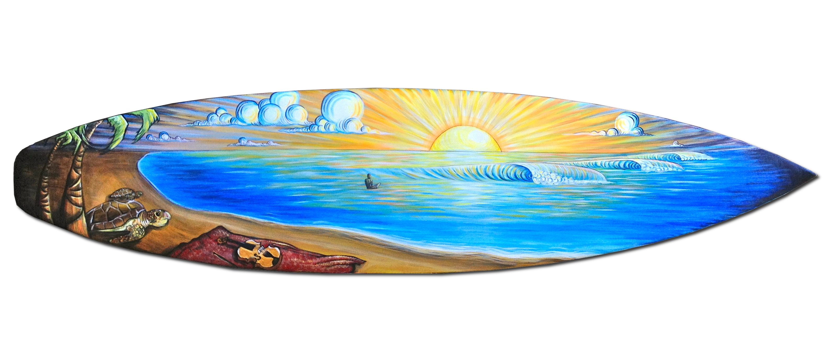 painted surfboard clipart clipground