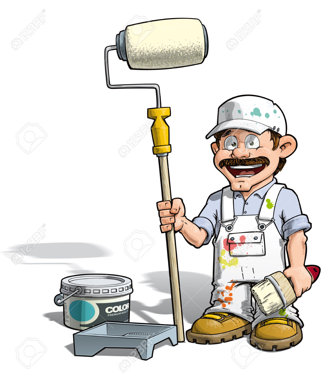 painter and decorator clipart clipground handyman clipart free download handyman clip art free download