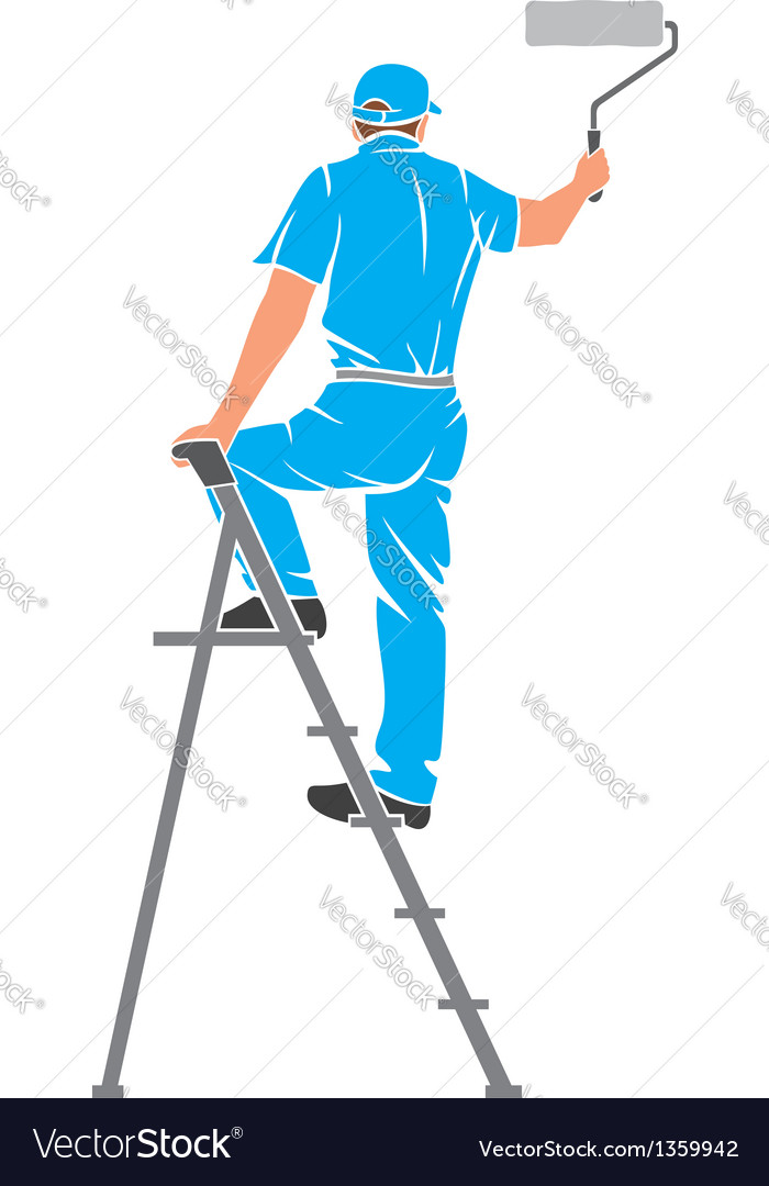 Painting services design.