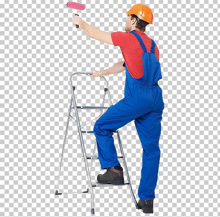 House Painter And Decorator Painting Stairs PNG, Clipart.