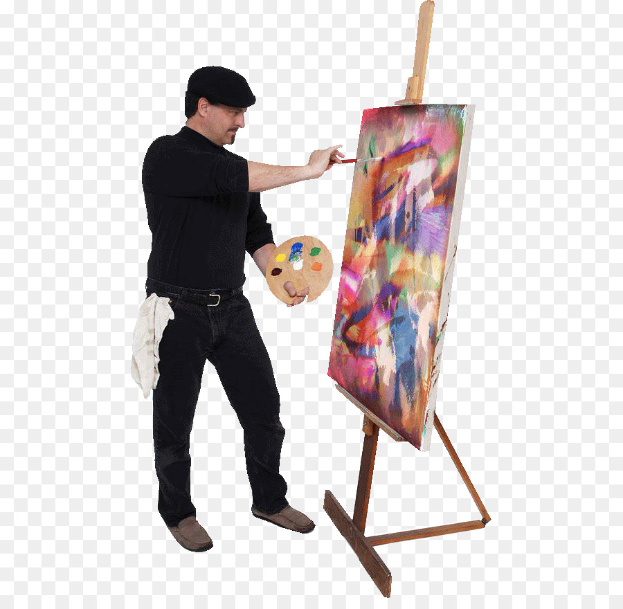 Png Artist Painting & Free Artist Painting.png Transparent.