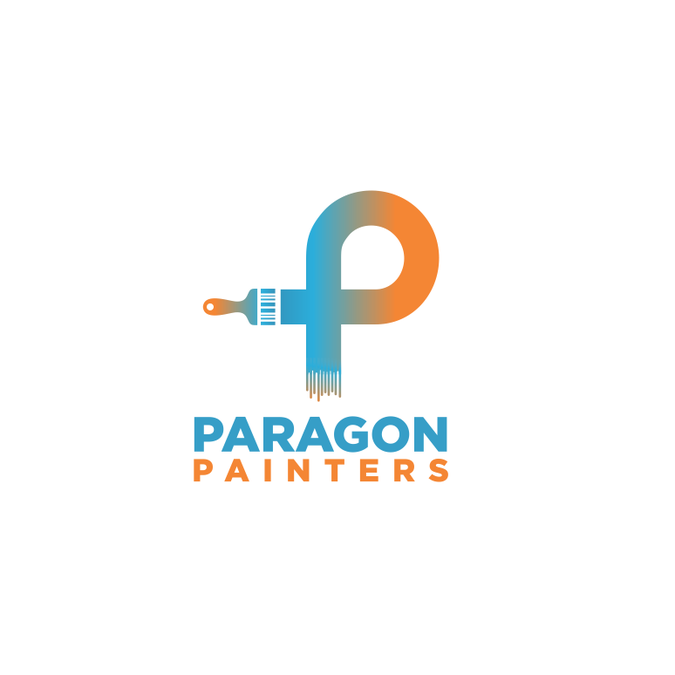 Logo Design Needed for Paragon Painters.