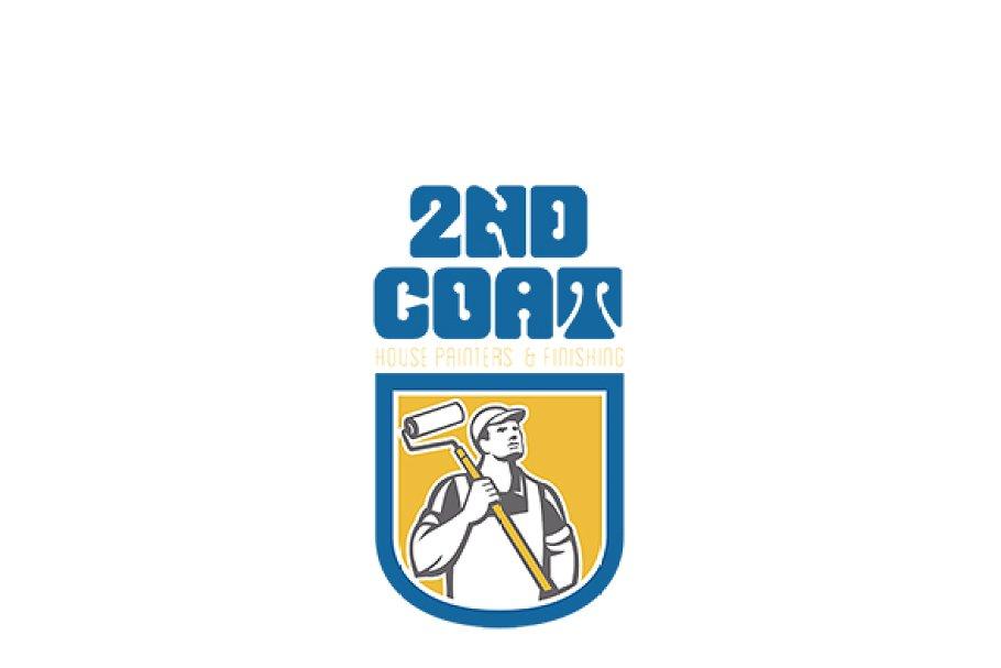 Second Coat House Painters Logo.