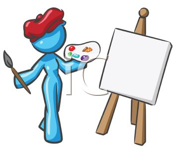 Painter clipart board, Painter board Transparent FREE for.