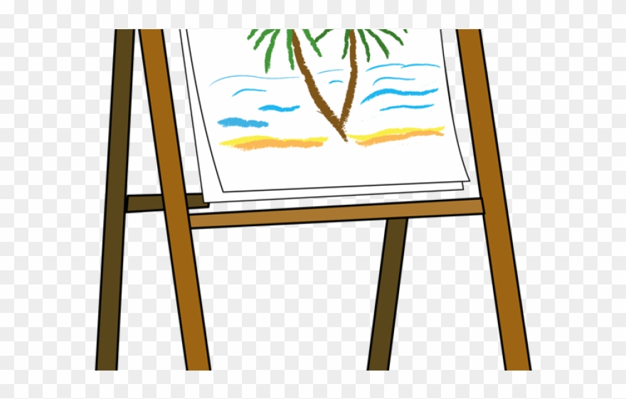 Artwork Clipart Canvas Painting.