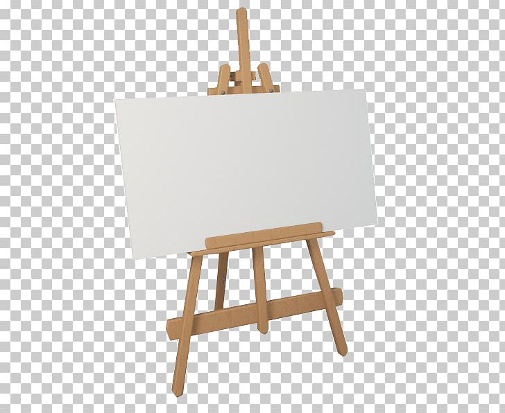 Easel Painting Canvas Drawing Art PNG, Clipart, 3 D, 3 D.