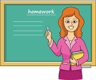 Class Teacher Clipart.