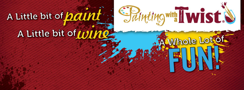 Paint your Pet at Painting with a Twist.