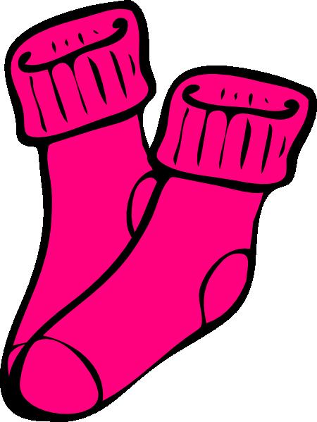 Sock Pair Clip Art at Clker.com.
