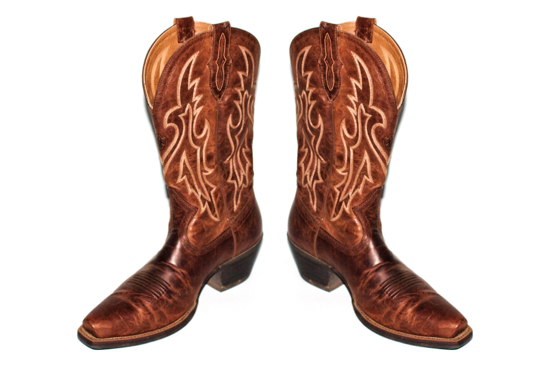 968 Cowboy Boots free clipart.