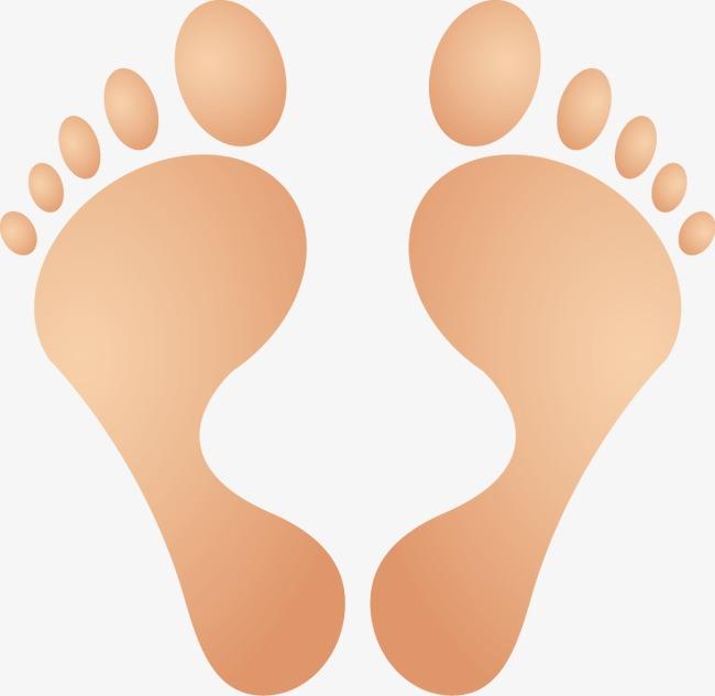 Pair Of Feet Clipart.