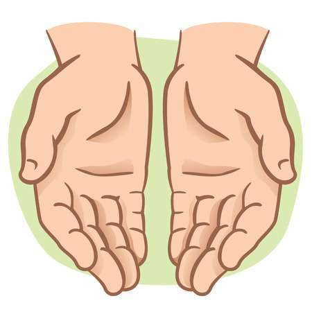 Pair of hands clipart 5 » Clipart Portal.