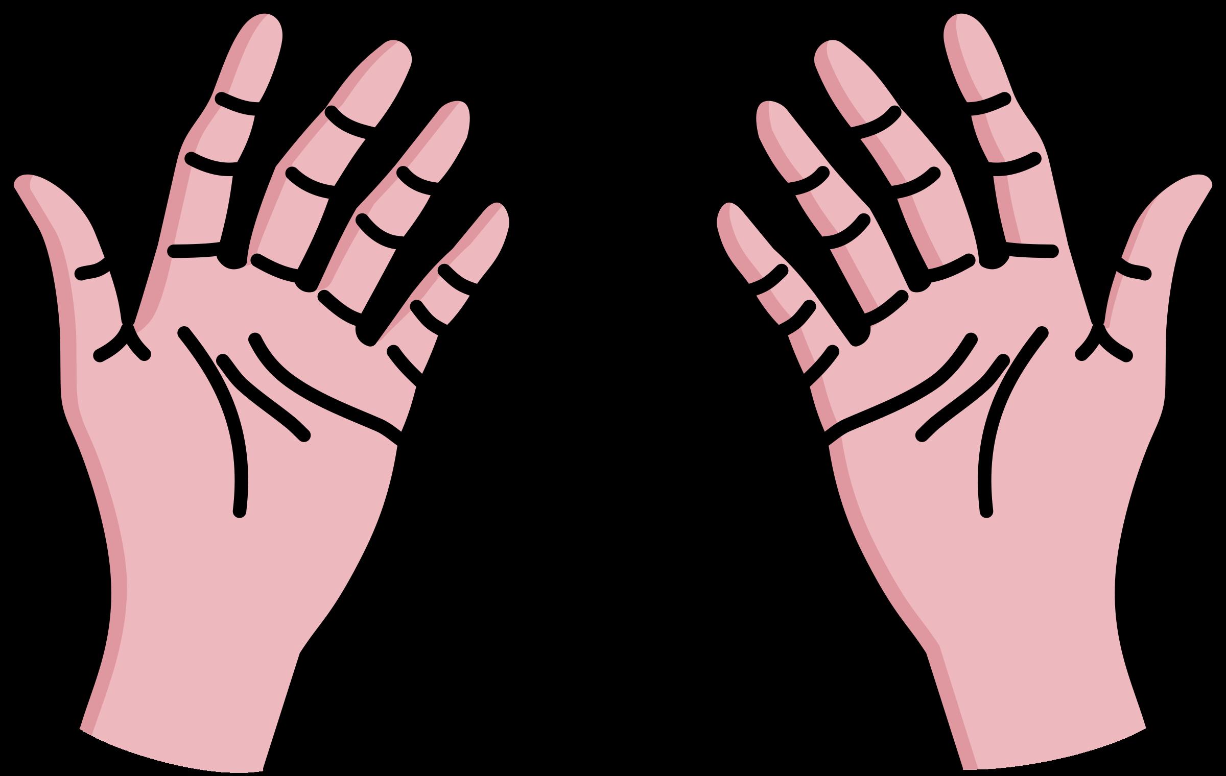 53+ Hands Clipart.