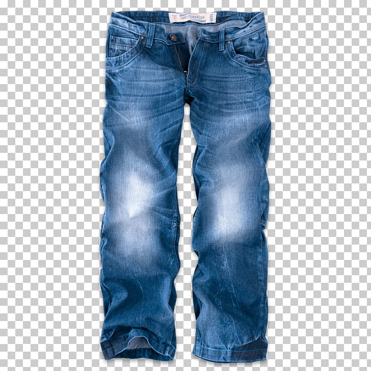 Pair Of Jeans, blue jeans PNG clipart.