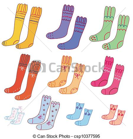 Socks Clip Art and Stock Illustrations. 19,146 Socks EPS.