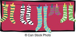 Striped socks Clip Art and Stock Illustrations. 1,198 Striped.