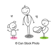 Father Clip Art and Stock Illustrations. 45,599 Father EPS.