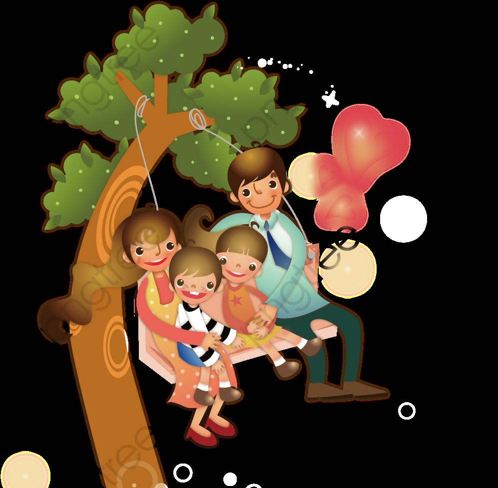 Family Tree Clipart Kids.