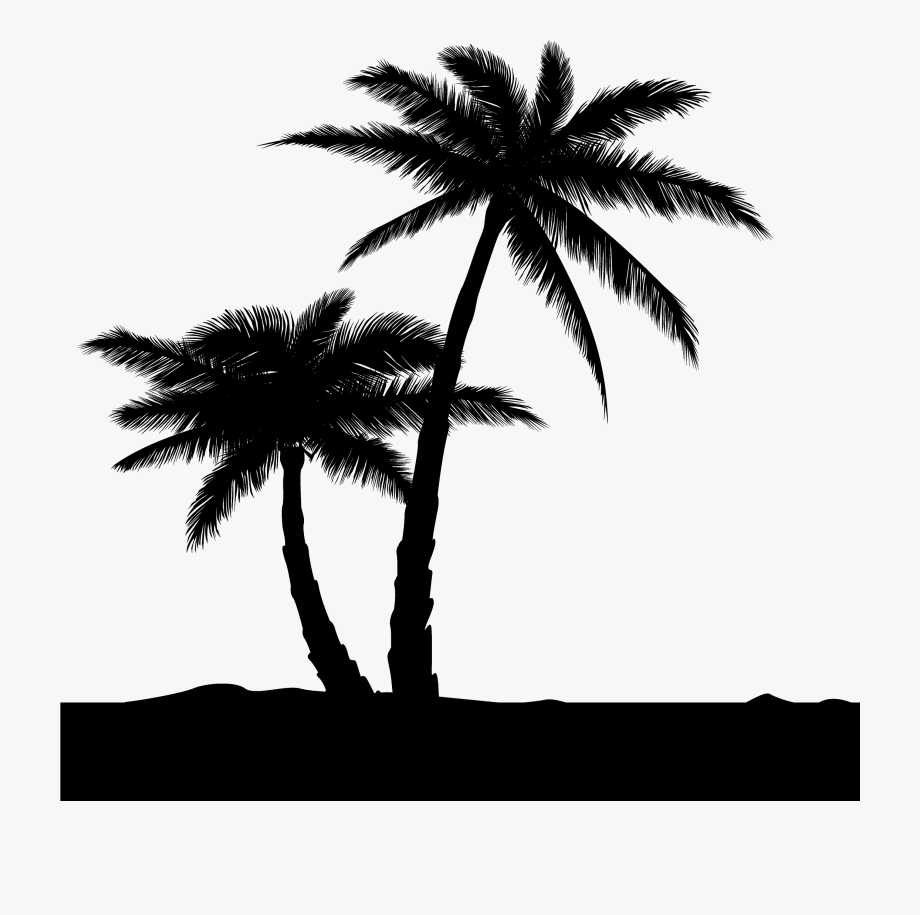 Clipart Evening Beach Art , Png Download.