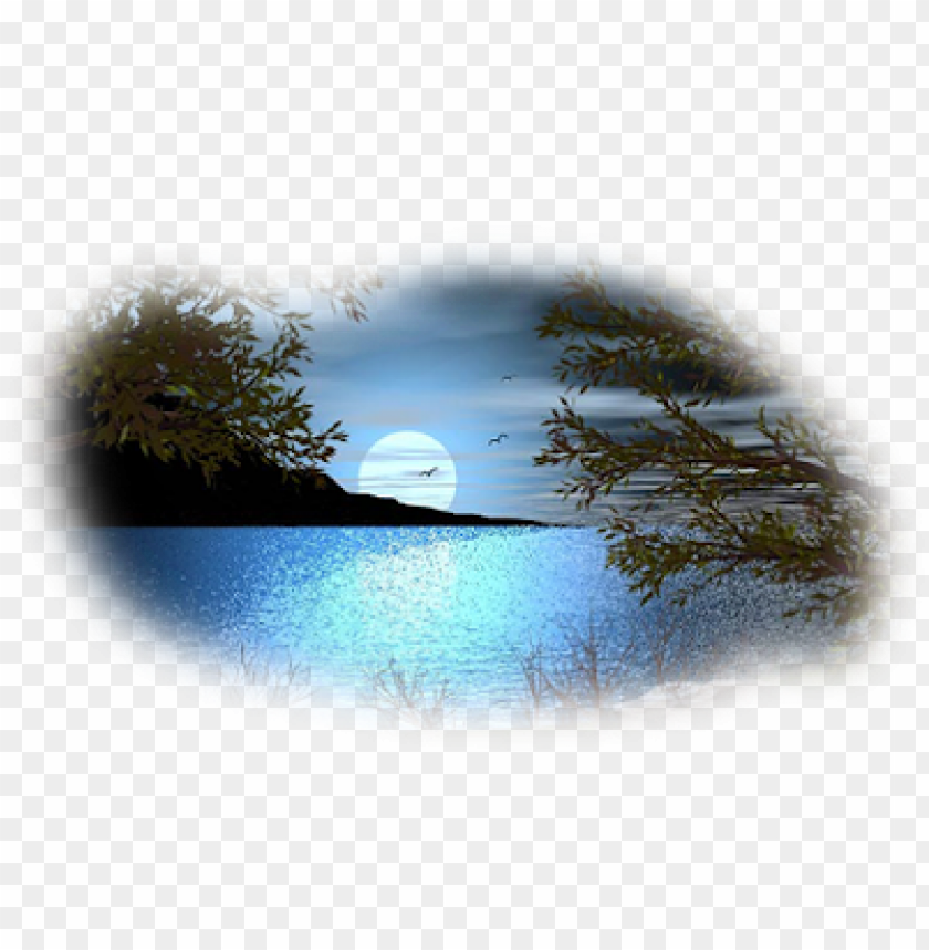 paisagem em PNG image with transparent background.