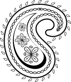 Free Paisley Cliparts, Download Free Clip Art, Free Clip Art.