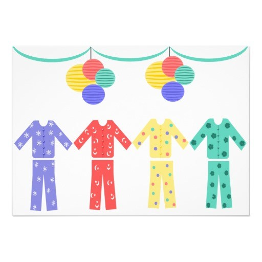 Pajama party clipart 5 » Clipart Portal.