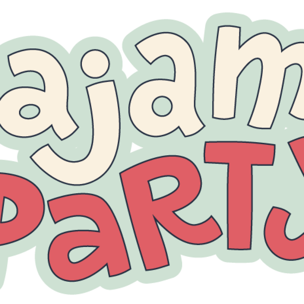 Pajama party clip art clipart images gallery for free.