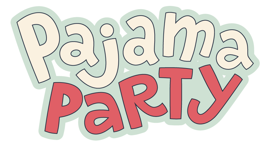 Pajama Party Clipart Free Download Clip Art.