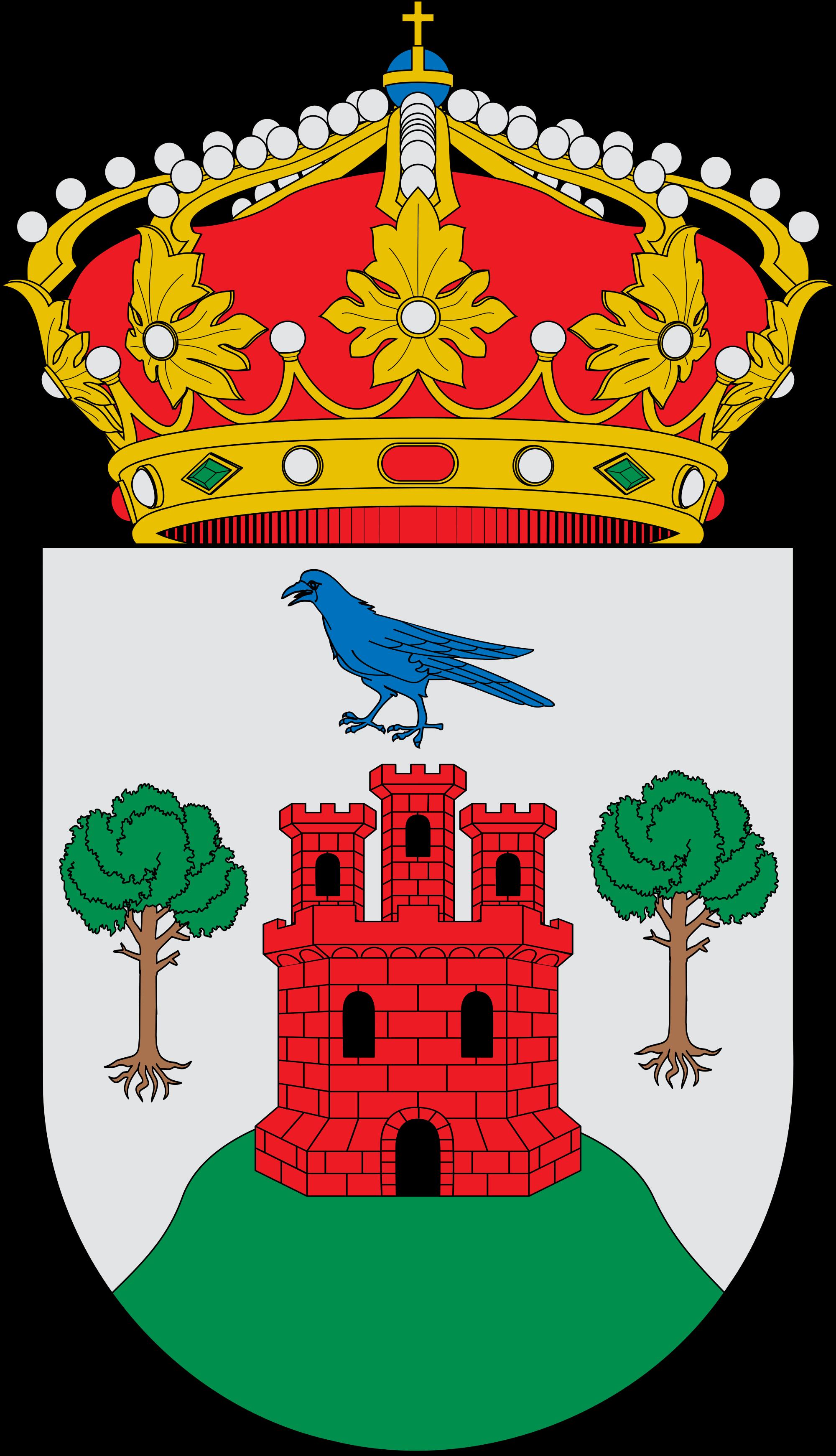 File:Escudo de Pajarón.svg.