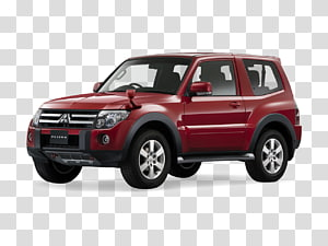 Pajero transparent background PNG cliparts free download.
