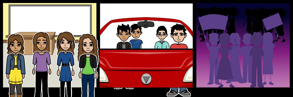 Paketaxo Storyboard by tunovioelchido.