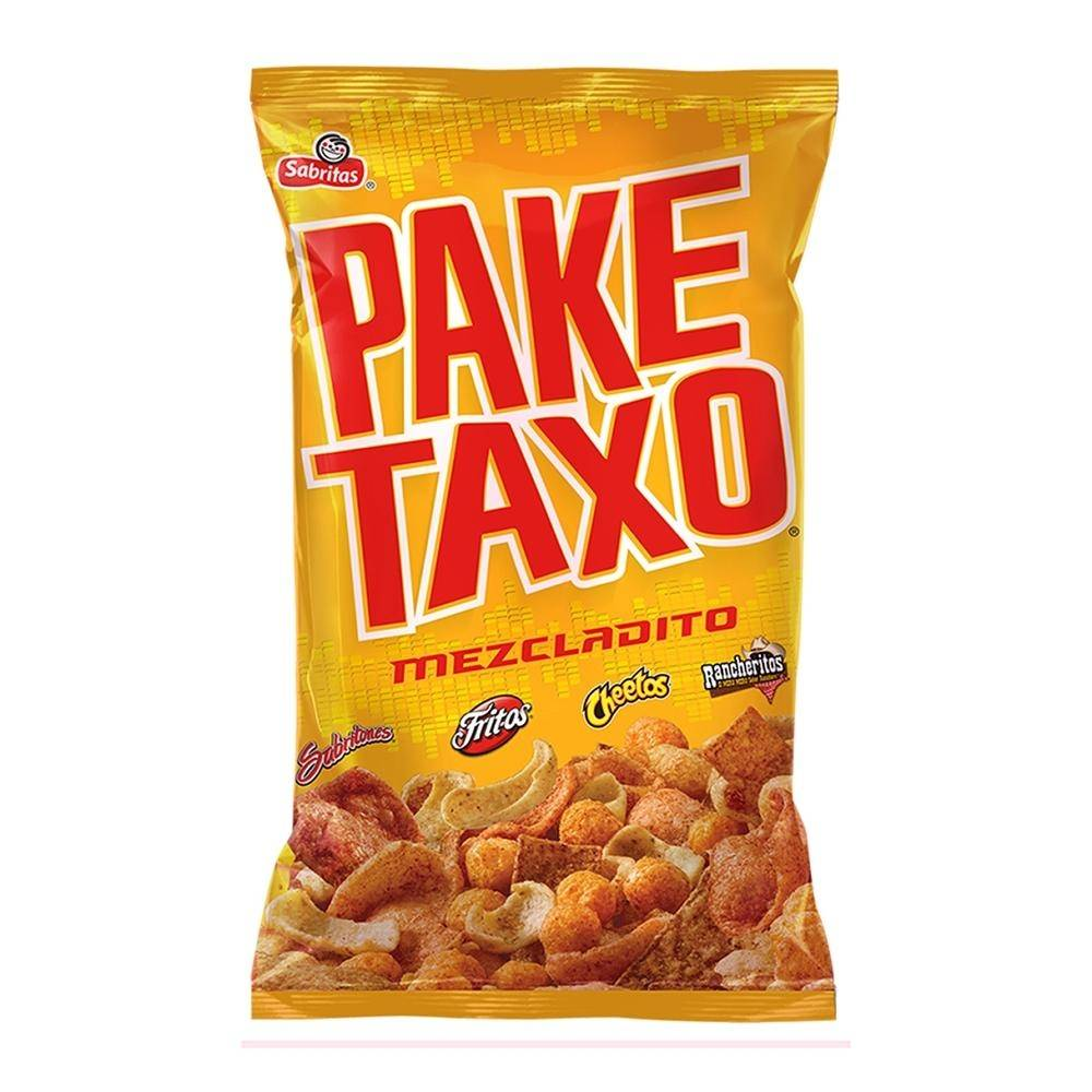 PAKETAXO MEZCLADITO 70g PACKAGE (Box starts with 4 bags) — Mexicansstuff.