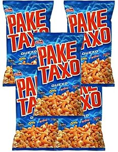 Details about Sabritas Mexican chips Paketaxo Quexo, 5 BAGS (65 G EACH).
