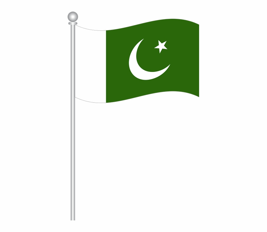 Flag Of Pakistan Flag Flag Of World Country.